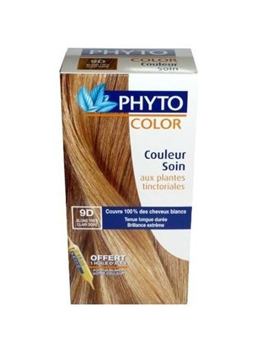 PHYTO Phytocolor Saç Boyası No: 9D Blond Tres Clair Dore - Açık Sarı Dore Sarı